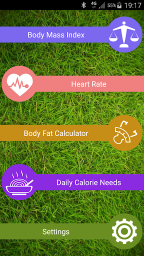 Fit Mark - Fitness Calculator