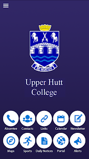 Upper Hutt College- screenshot thumbnail