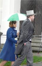 Photo: Prince Lukas and Princess Alice of Bavaria