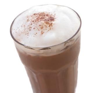34 Calorie Mocha Shake (5 Ingredients, 1 SmartPoints).