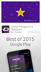 ZEDGE™ Ringtones & Wallpapers v5.4.5 Ad Free