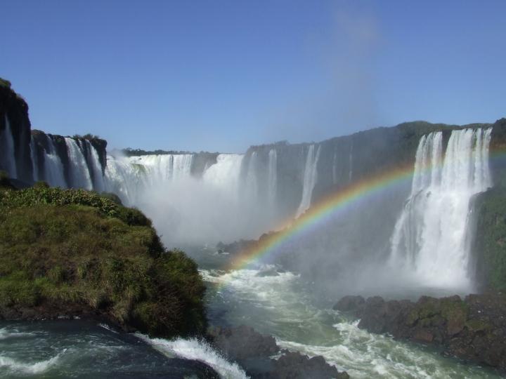 Cascate Iguazu di Simona Rizzi