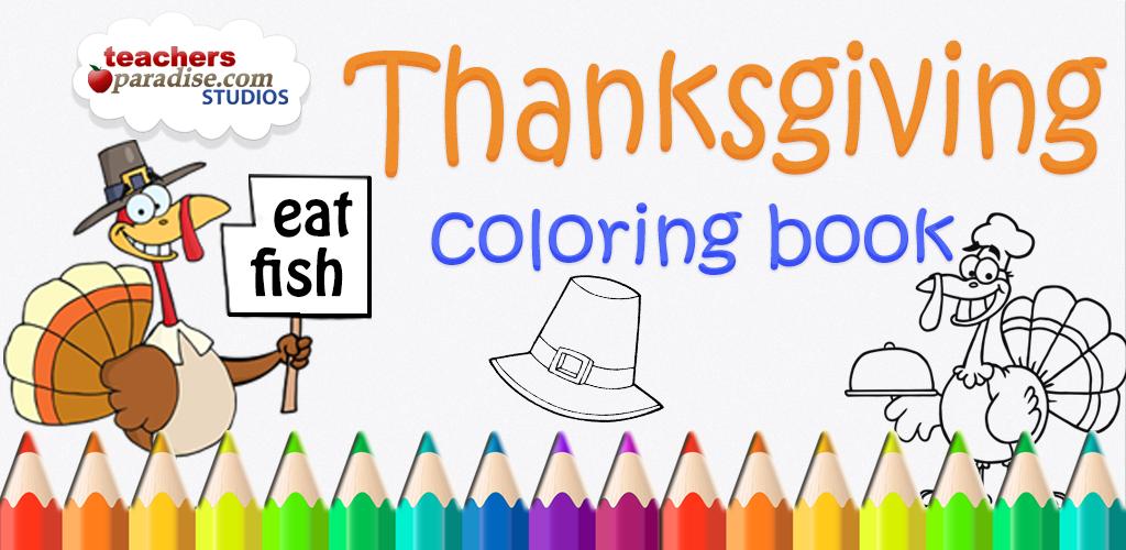 Descargar Libro de colorear de acción de gracias 1 Apk - com ...