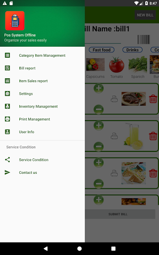 POS System Offline - FREE Point of Sales App screenshot 21