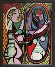 Photo: Pablo PICASSO - Girl before a mirror