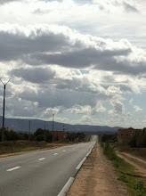 Photo: Road south, to Essaouira