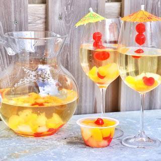 Fruit Cup Sangria Recipe