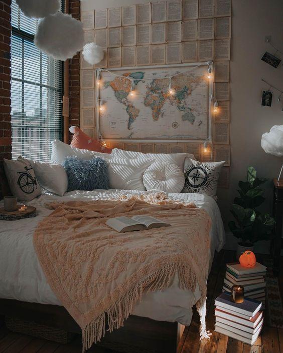 Cozy Boho Chic Bedroom Ideas