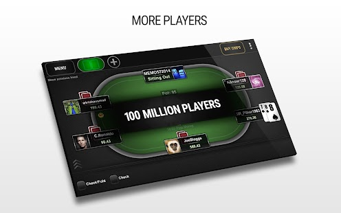 PokerStars Poker: Texas Holdem- screenshot thumbnail