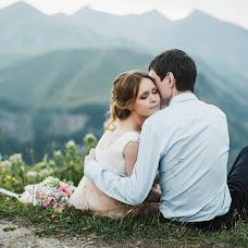 Bröllopsfotograf Liza Medvedeva (Lizamedvedeva). Foto av 23.09.2017