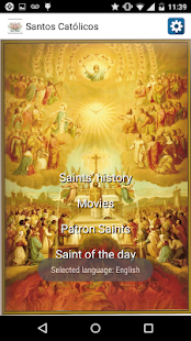 Catholics Saints- screenshot thumbnail