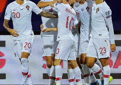 Portugal imponeert zonder Cristiano Ronaldo tegen Kroatië