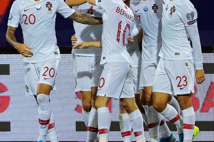 🎥 L'incroyable but de Cancelo avec le Portugal