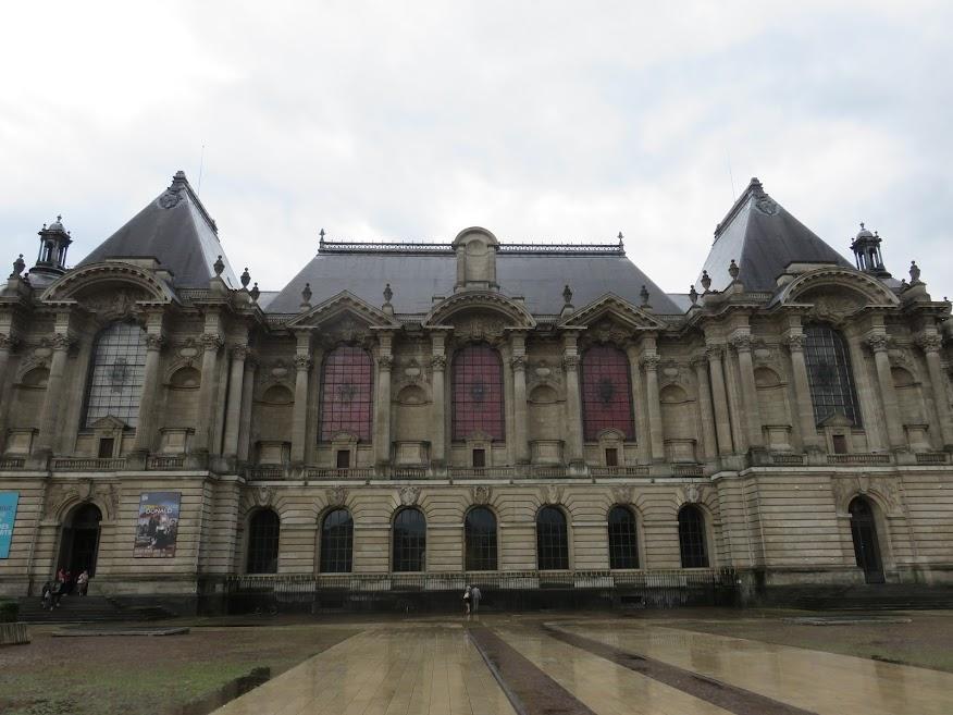 culturele stad lille - palais des beaux arts