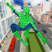 Spider Superhero City Battle