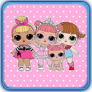 L,O,L Surprise wallpaper dolls APK