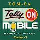 Tally On Mobile [TOM-PA 9] Android apk