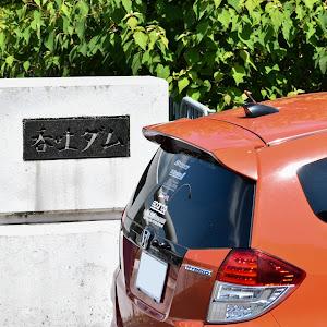 フィット GP4 HYBRID RSのカスタム事例画像 れねちーさんの2021年08月08日16:57の投稿
