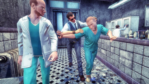 精神病院逃脫