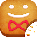 Cookie puzzles.  -Cute & enjoy!- icon