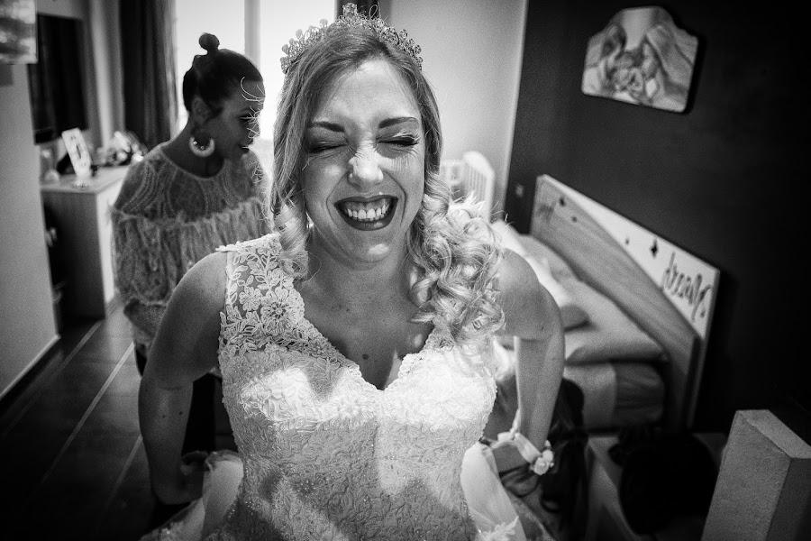 Huwelijksfotograaf Barbara Fabbri (fabbri). Foto van 26.04.2017