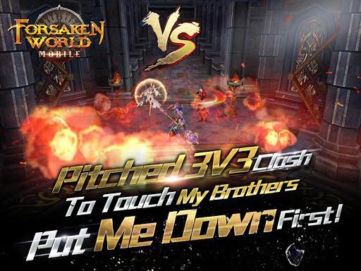 download game forsaken world mobile apk