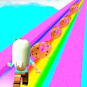 Ultimate Cookie The Robloxe Swirl : World adventur icon