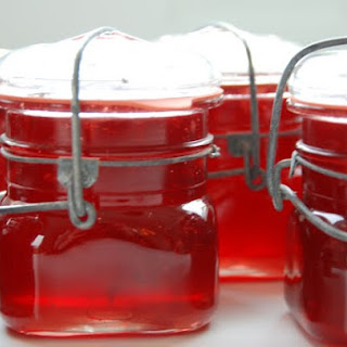 Plum Hot Jelly!