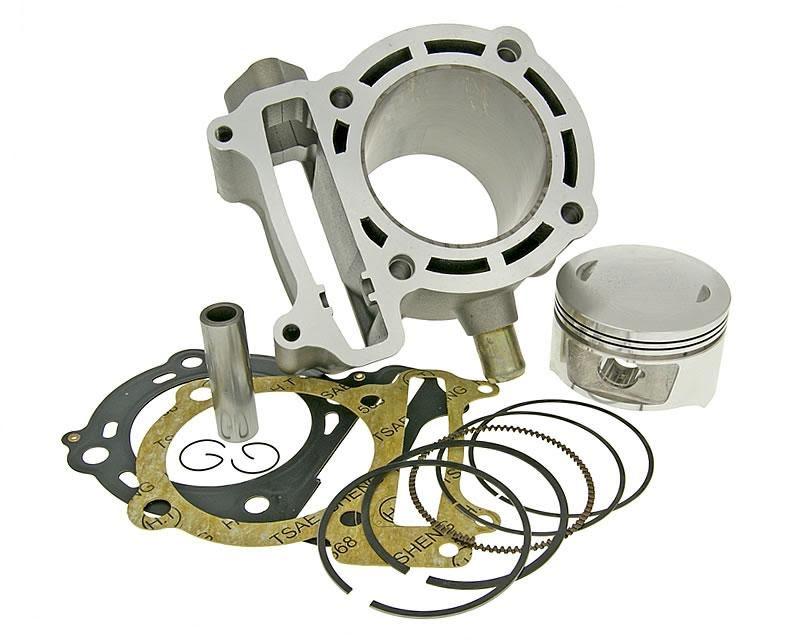 Cylinderkit NARAKU 250ccm - Kymco, Barossa, Arctic Cat, PGO