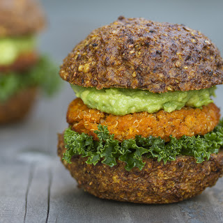 Super-Simple Sweet Potato and Quinoa Sliders That Will Blow Your Mind [Vegan, Gluten-Free]