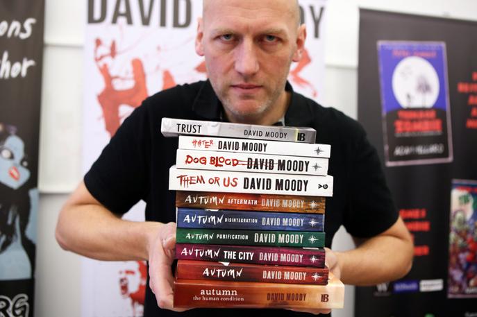David Moody books