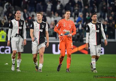 Soucis défensifs en vue pour la Juventus ?