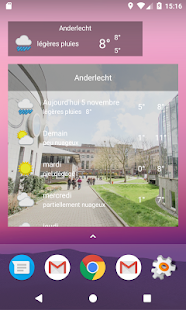 Anderlecht - Météo - náhled