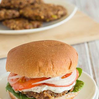 Walnut Veggie Burgers Recipes