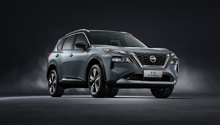 The new Nissan X-Trail is powered by a frugal three-cylinder turbo engine.