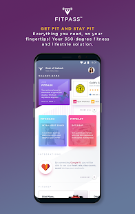FITPASS– Gyms & Fitness Pass- screenshot thumbnail