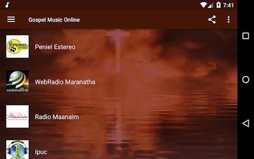 listen to gospel music online