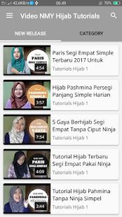 Video NMY Hijab Tutorials - náhled