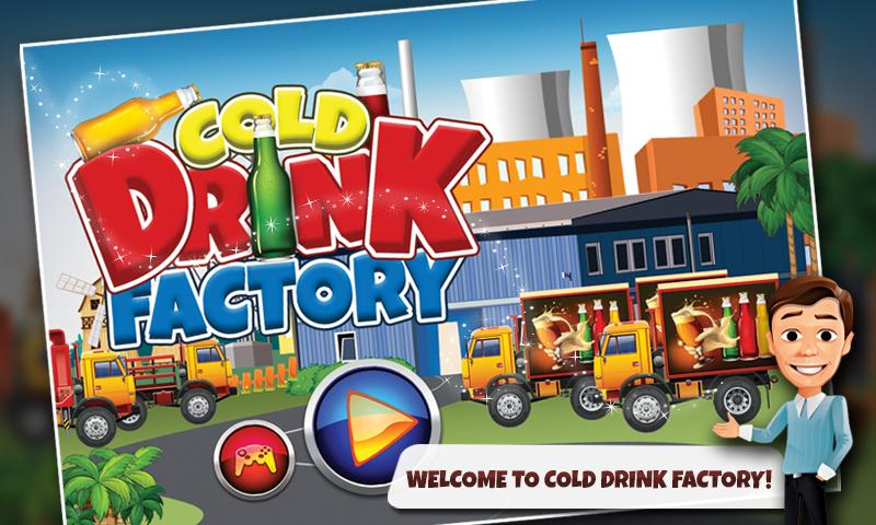android Cold Drinks Factory - Chef Screenshot 3