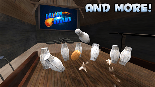 Galaxy Bowling 3D Free 12.8 screenshots 6