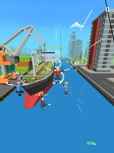 Swing Rider apkdebit screenshots 9