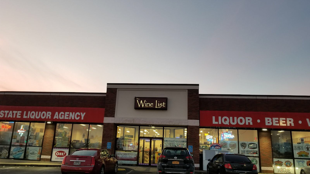 The Wine List State Liquor Wine Beer Liquor Store In