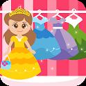 Dressing Up Princess Game icon