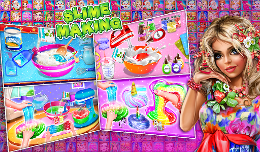 Fashion doll Makeup games : new girls games 2020 apkmr screenshots 13