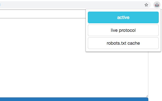 robots.txt emulator