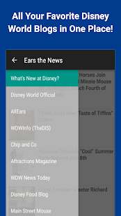 Ears the News: Disney World- screenshot thumbnail