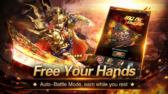Game Legend of Blades APK for Windows Phone