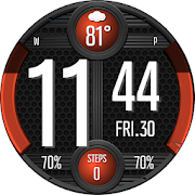 VIPER 116 color changer watchface for WatchMaker