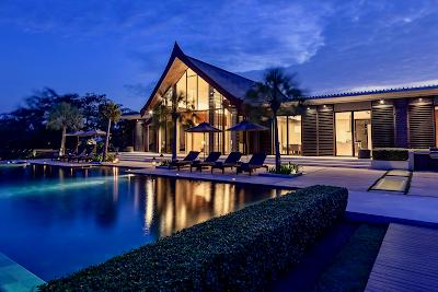 A Luxuriously Stylish Villa in Phuket