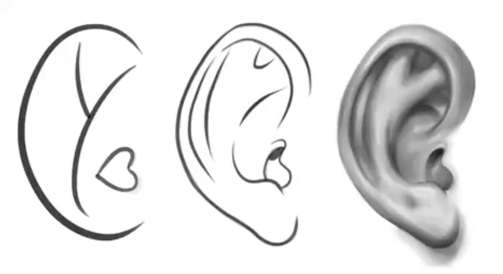 three ears